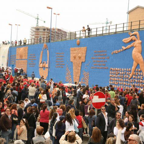 Porta della Bellezza - inaugurazione 15 Maggio 2009 no.7